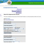 This search is designed to help insurance licensees obtain information on continuing education providers and courses.