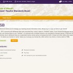 Renew your teachers license online with the Hawai'i Teacher Standards Board (HTSB).